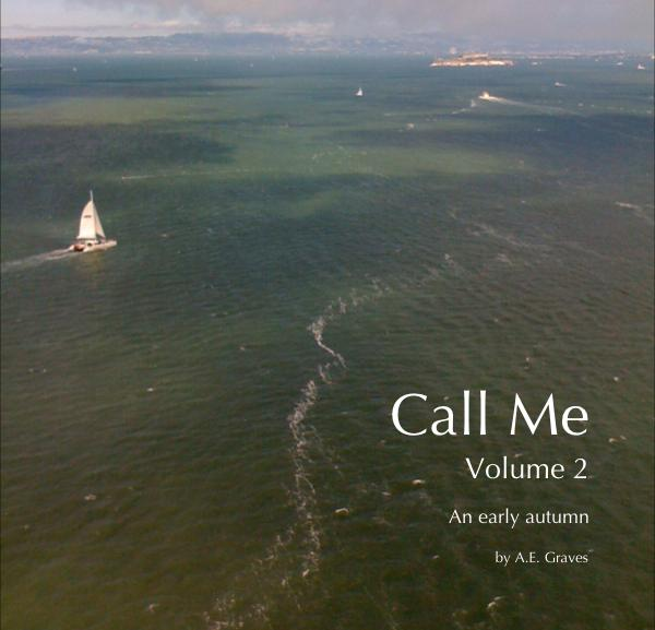 cover of book Call Me volume 2, a phone photo journal