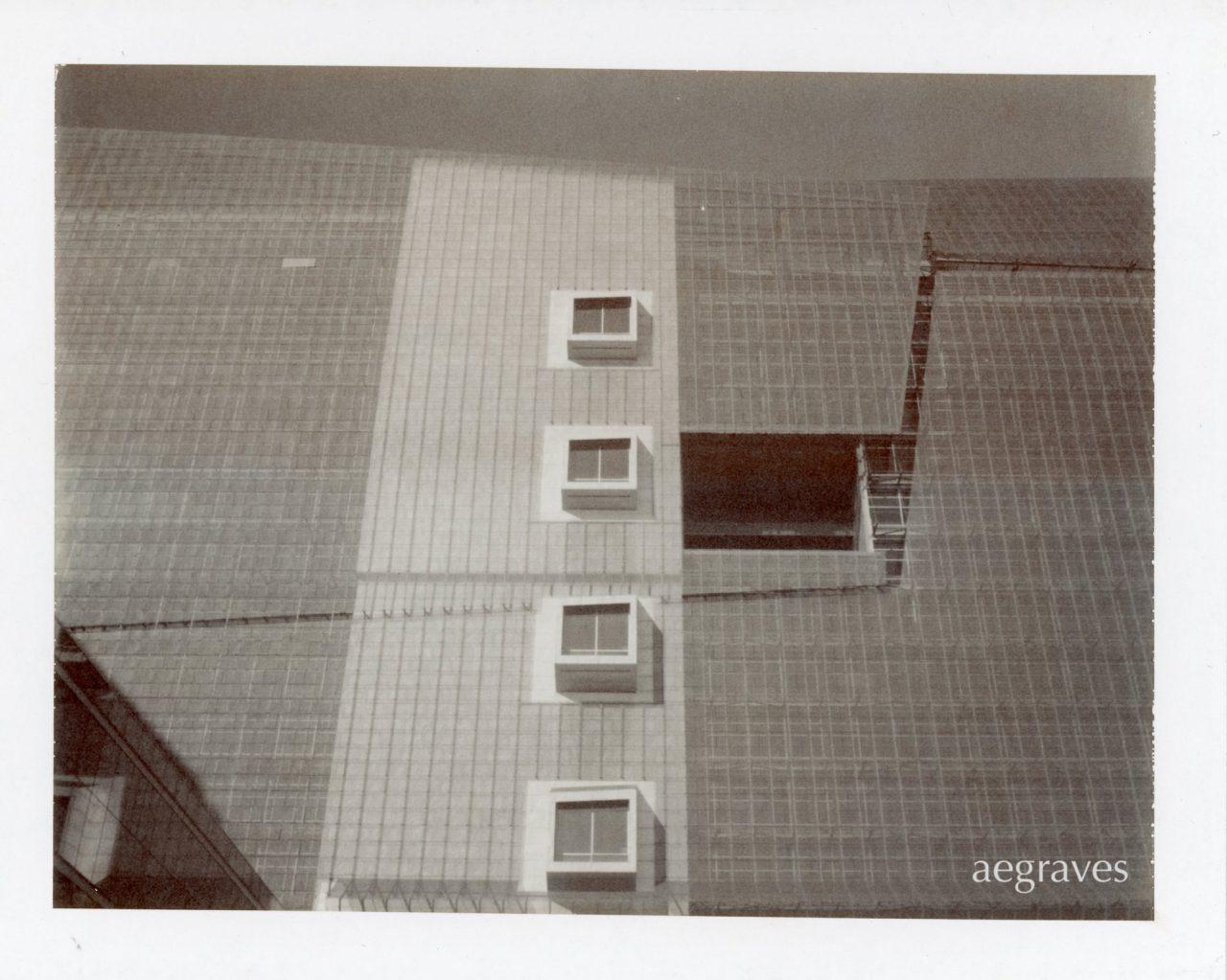 Federales in Polaroid Sepia