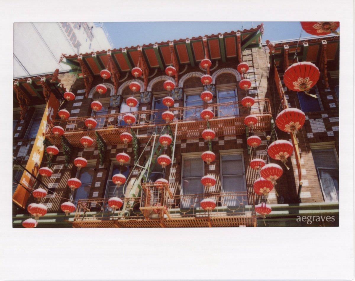 Scene in SF Chinatown